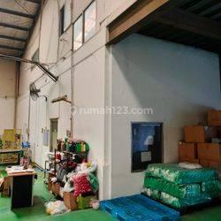Pabrik Siap Huni di Jababeka 2 Cikarang sangat luas dan bagus