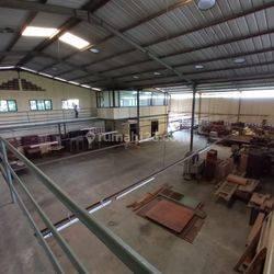 Pabrik/gudang  kawasan industri Mekar Jaya AKONG