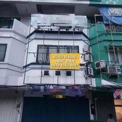 Ruko 3,5 Lantai dkt MRT dijual cepat di Cirendeu, Ciputat Timur