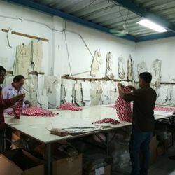 Pabrik Garmen Masih Beroperasi, Berikut Mesin2 nya