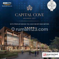 CAPITAL COVE BUSINESS LOFT @BSD CITY