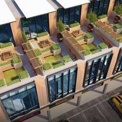 Ruko 3 Lantai Ada Roof Top @Northbend Metland Tangerang