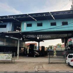 Tanah bonus bangunan di Jalan Panjang - Kelapa Dua. Jakarta Barat