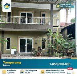 Tanah dan Bangunan di Tangerang