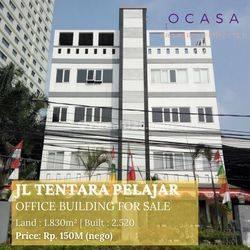 Office Building di Jl Tentara Pelajar