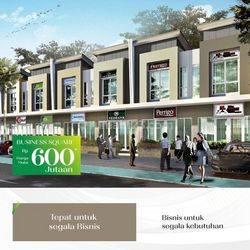 Ruko Business Square di Kota Podomoro Tenjo