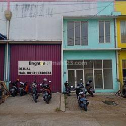 Gudang Siap Pakai di Sangiang Jaya, Tangerang