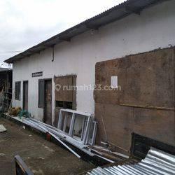 Dijual Gudang/Workshop Lokasi Strategis di Poris, Cipondoh Tangerang