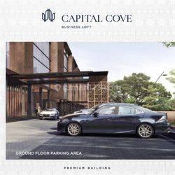 Ruko Bagus Capital Cove di BSD City
