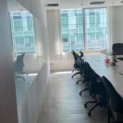 Office Space, Menara Dea, 265sqm, Furnished