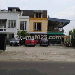 Ruko Bangka Lokasi Strategis Ex. Kafe Di Pela Mampang, Mampang Prapatan
