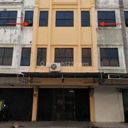 Ruko di Mahkota Mas, Cikokol, Tangerang, Uk 5x28, 3 Lantai, Utara, SHM, Harga 2,2M