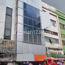 Ruko Ex Bank Kawasan Strategis Pancoran Glodok