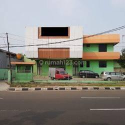 Dijual Tanah dan Bangunan di Arjuna Selatan Jakarta Barat