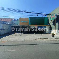 Toko / Rumah Usaha Lokasi Raya Rungkut Dekat Raya Merr Surabaya Timur