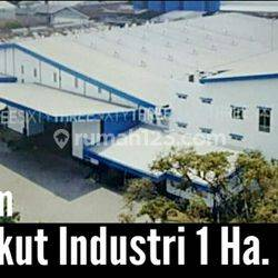 Dijual Gudang Rungkut Industri