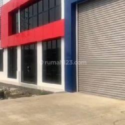 Gudang Baru & Kantor, lt. 1600 m2/ lb. 800 m2. Graha Balaraja Estate.
