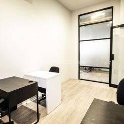 Ruang Kantor Arteri Pondok Indah ! Luas - 11 m2 ! Lokasi Strategis 200 Lebih Gedung Seluru Jakarta, Tangerang