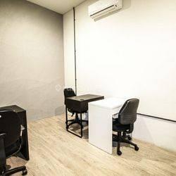 Ruang Kantor Arteri Pondok Indah ! Luas - 19 m2 ! Lokasi Strategis 200 Lebih Gedung Seluru Jakarta, Tangerang