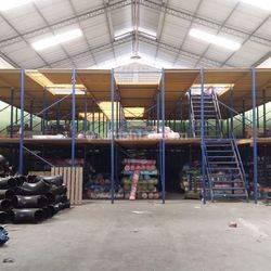 Gudang 75  siap pakai dan bagus akses kontener 40 feet bebas banjir Jln Perancis Tangerang Banten