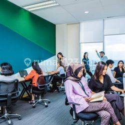 Ruang Kantor Palma Tower ! Luas - 15 m2 ! Lokasi Strategis 200 Lebih Gedung Seluru Jakarta, Tangerang