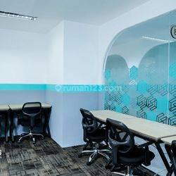 Ruang Kantor Sona Topas Tower ! Luas - 25 m2 ! Lokasi Strategis 200 Lebih Gedung Seluru Jakarta, Tangerang