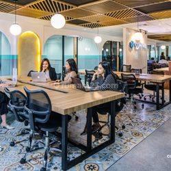 Ruang Kantor Sona Topas Tower ! Luas - 35 m2 ! Lokasi Strategis 200 Lebih Gedung Seluru Jakarta, Tangerang