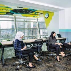 Ruang Kantor Sona Topas Tower ! Luas - 10 m2 ! Lokasi Strategis 200 Lebih Gedung Seluru Jakarta, Tangerang