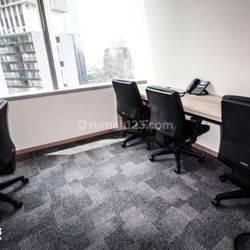 Ruang Kantor Tokopedia Tower ! Luas - 8 m2 ! Lokasi Strategis 200 Lebih Gedung Seluru Jakarta, Tangerang