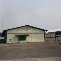 Gudang Jalan Raya Serang dekal Tol Balaraja Timur