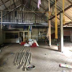 Tanah Bekas Gudang Tenda Alat Pesta Di Bintaro