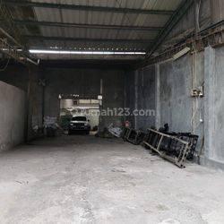 Gudang Jelambar jalan lebar cocok untuk gudang logistik harga murah