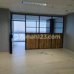 154Sqm Gandaria 8 Office
