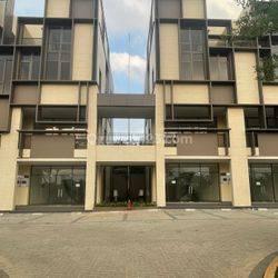 Komersial Perdana Siap Pakai KPR Tanpa DP   Ruko Icon Business Park 5 BSD City   Unit Terbatas Hadap Jalan Raya  