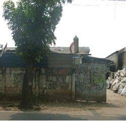 Bangunan Lelang Sangat Murah & Banting Harga di Jl.Haji Saába (Meruya Udik), Meruya Selatan, Kembangan, Jakarta Barat