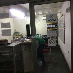 Murah Gudang Pabrik 2lt Luas 2122 di Kapuk Kamal Raya Jakarta Barat