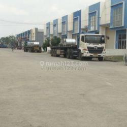 Pergudangan Modern Kawasan Industri Balaraja Barat Tangerang