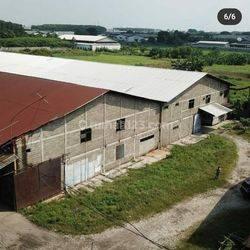 Pabrik dan Gudang dijual Jatale Jalan Industri