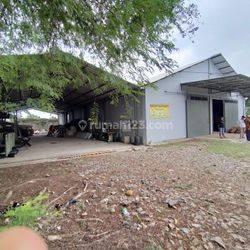 DIJUAL Gudang di Psr Kemis(Ranca Labuh,kemiri) Tangerang