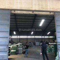 Pabrik & Gudang Kawasan Industri Mekar Jaya Jl. Karet 4, Tangerang