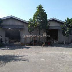 Pabrik / gudang daur ulang di jalan raya Rajeg, Harga 20M Nego, Rajeg, Tangerang