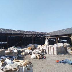 Pabrik Plastik, daur ulang, Tangerang, uk 7300m2, Hrg 20 milyar