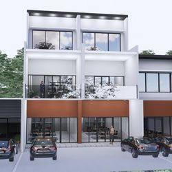 Coming soon STOK TERBATAS Dijual ruko 3 lantai Hanya 2 unit Di sektor 14 Bsd City
