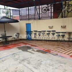 Ruang Usaha untuk kantor, gudang, workshop, training camp dll