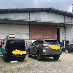 Gudang Dijual di Pondok Aren Tangerang Selatan - Fabiola