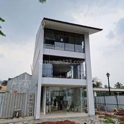 Ruko Murah 3 lantai di Cendana parc Lippo Karawaci, NUP Segera Unit Terbatas