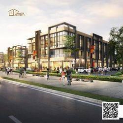 Ice Business Park Dengan Fasilitas Komersial Yang memiliki 3 Lantai