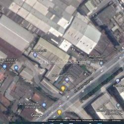 Tanah & Bangunan ex Pabrik di Gatot Subroto Jatiuwung Tangerang