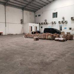 Gudang di Daan Mogot, uk 9x34m, kantor 2 lantai, Harga 5,5M