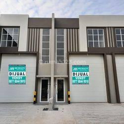 Gudang Brand New Siap Pakai The Store by Green Lake City - 6x20 - 087788449910